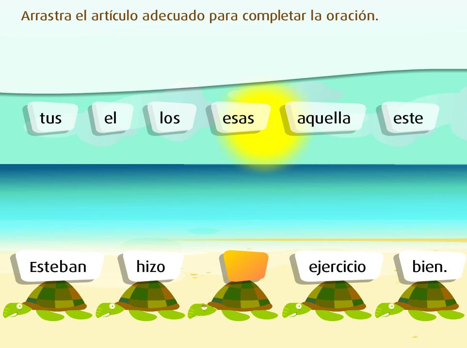 http://www.primerodecarlos.com/TERCERO_PRIMARIA/enero/Unidad_6/actividades/lengua/articulo2/frame_prim.swf