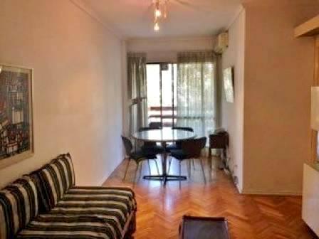 Codigo=R-636 .Recoleta. Vicente Lopez y Ayacucho .1 dormitorio.(2 ambientes )