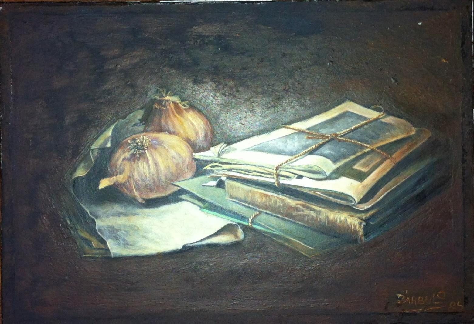 Letras y cebollas (T. Bárbulo)