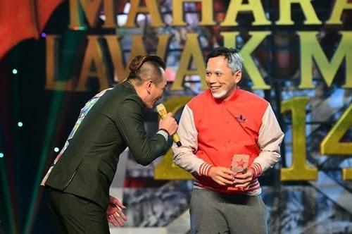 MLM 2014 minggu 8 tonton online, Maharaja Lawak Mega MLM 2014 minggu 8 tonton video online, gambar MLM 2014 minggu 8, Shahrol Shiro Pemenang Anugerah Man Of The Match MLM 2014 Minggu 8, tiada penyingkiran MLM 2014 Minggu 8