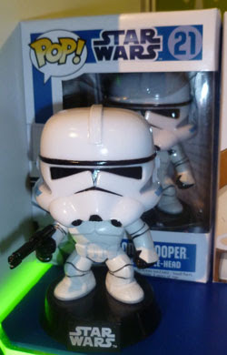 Staw Wars clone trooper Funko POP Star Wars bobble head