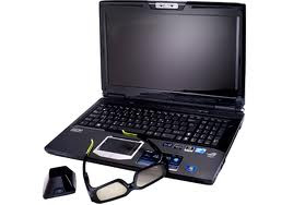 Toshiba Satellite L-Series with 3D Webcams