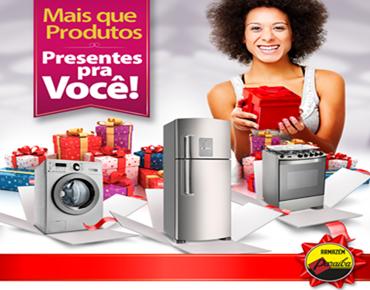 O Paraíba tem mais que produtos, tem presentes pra você! Geladeiras, fogões, micro-ondas e muito +