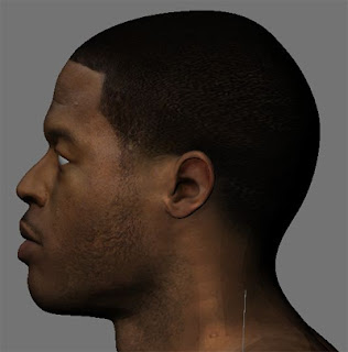 NBA 2K13 Marcus Camby Cyber Face Patch NBA2K