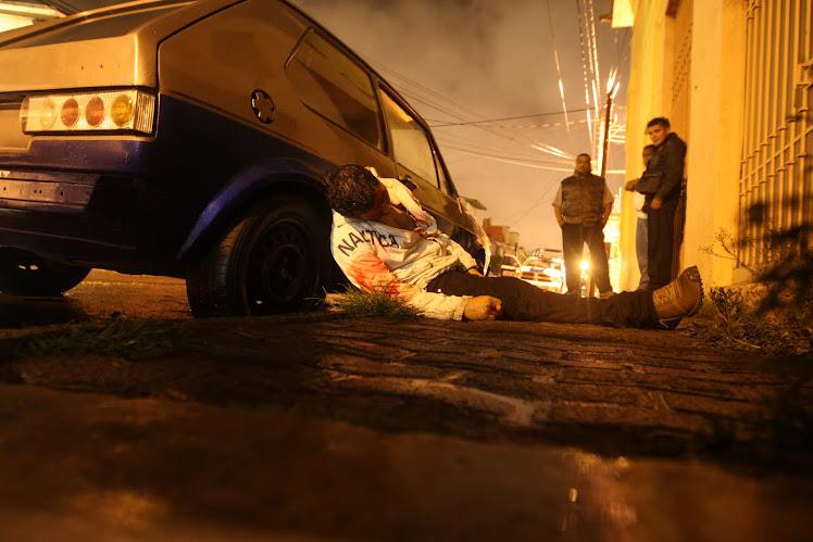Michoacán, Zona de Guerra