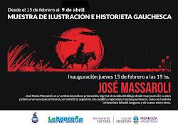 Historieta Gauchesca en la Casa de Mendoza