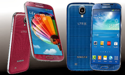 Samsung Galaxy S4 LTE-A now available for pre-order