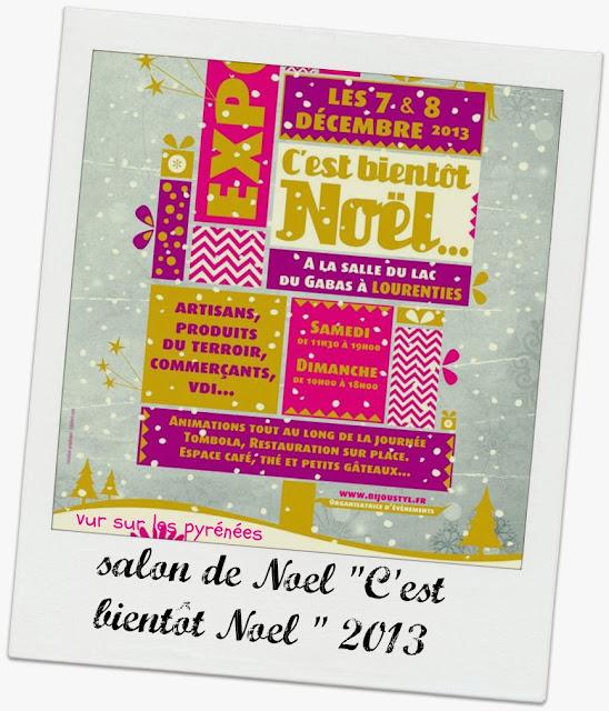 marché de Noel 2013 à Lourenties