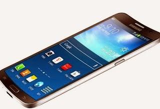 Samsung Galaxy Round G910S terbaru