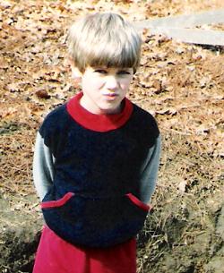 Me, age 8, (1994)