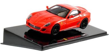 Hot Wheels Elite No T6933 1/43 Scale Ferrari 599 GTO Red | Ferrari Diecast