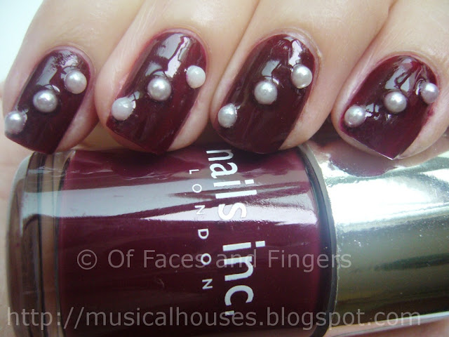 Nails Inc Paddington Nail Art Pearls