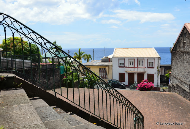 Martinique - Saint Pierre - ancien theatre