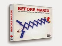 Before Mario the book!