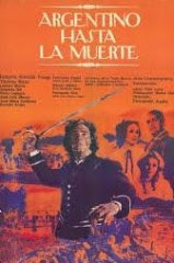 Argentino hasta la muerte (1971) drama con Roberto Rimoldi Fraga