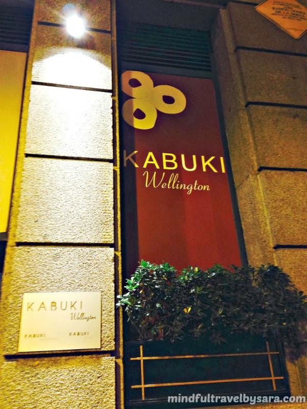 Kabuki Wellington