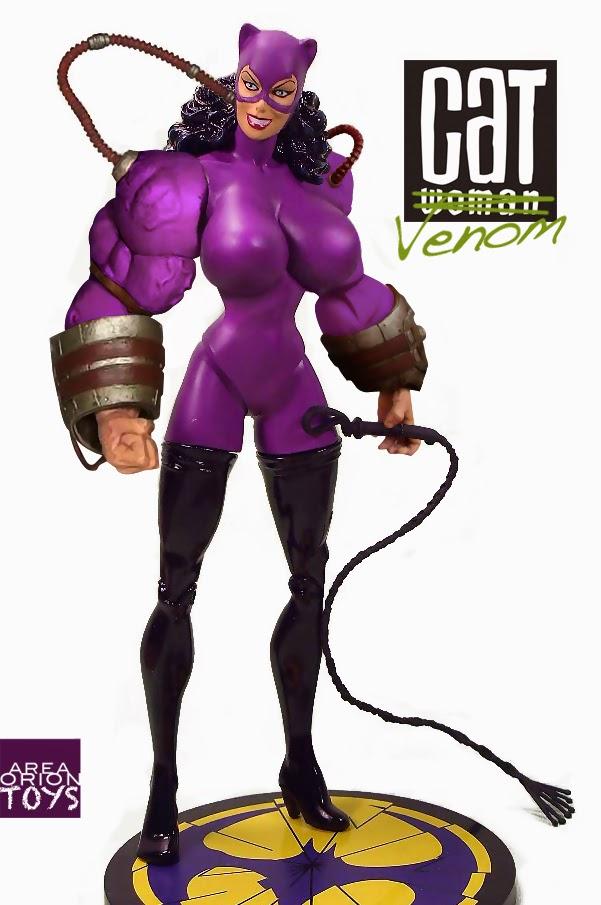 Catwoman Venom