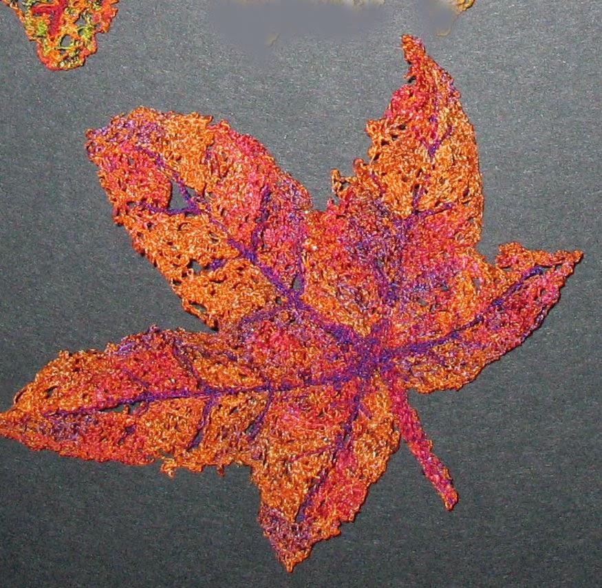 leaf Linda A Miller