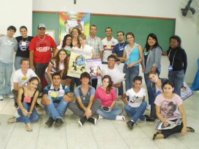 1° ELJUMI da Arquidiocese de Londrina/PR