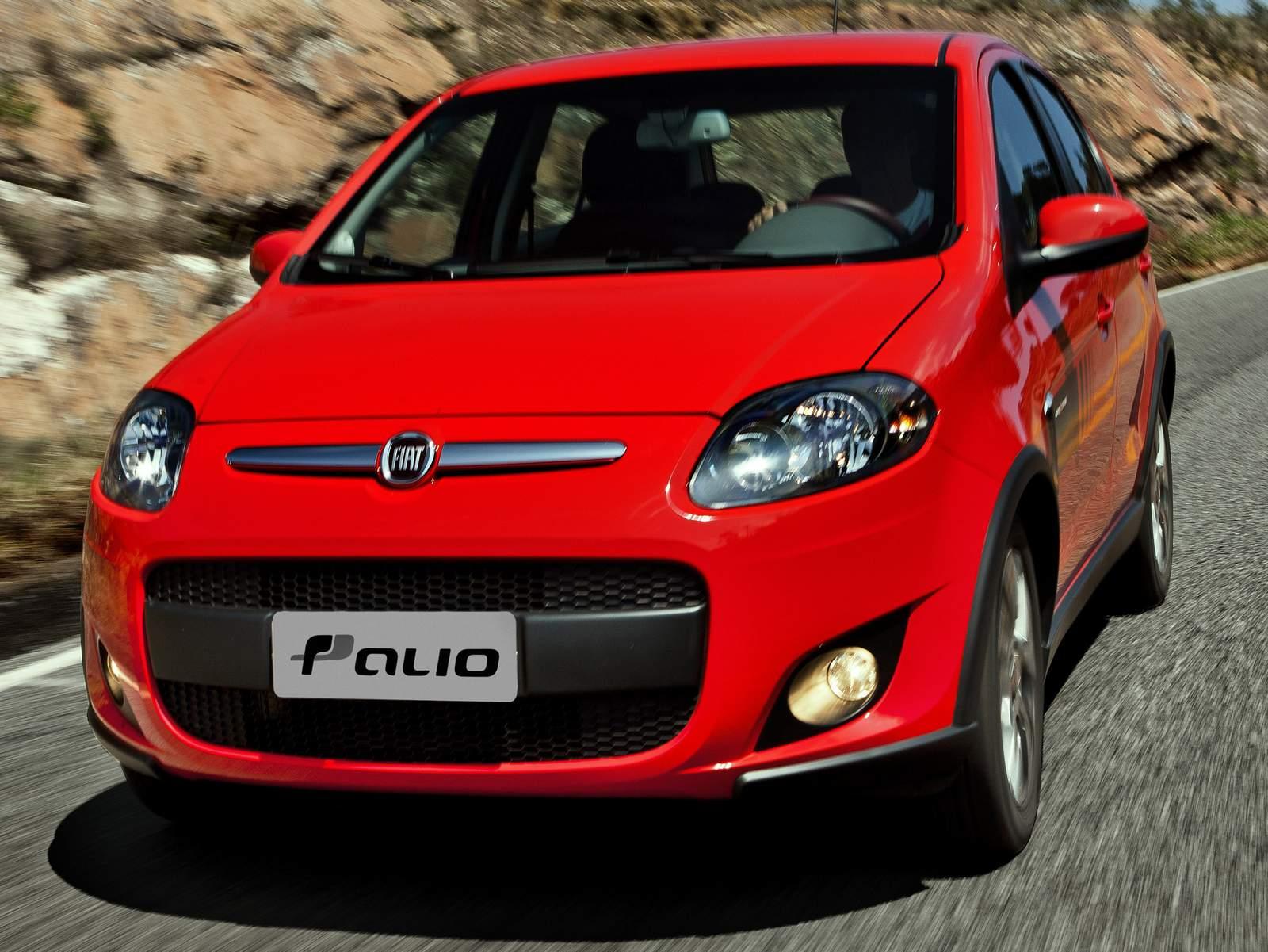 Fiat Palio Sporting 2016 - Preço