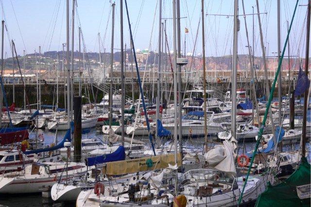 Puerto Deportivo de Gijon
