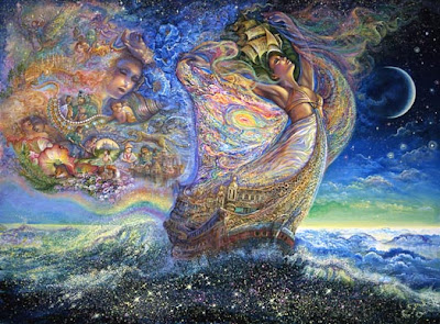 Ocean of Dreams by Josephine Wall