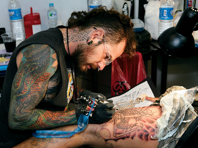 Become Tattoo Musician