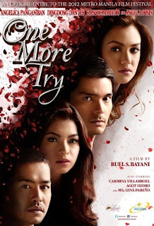 One More try Official movie poster
