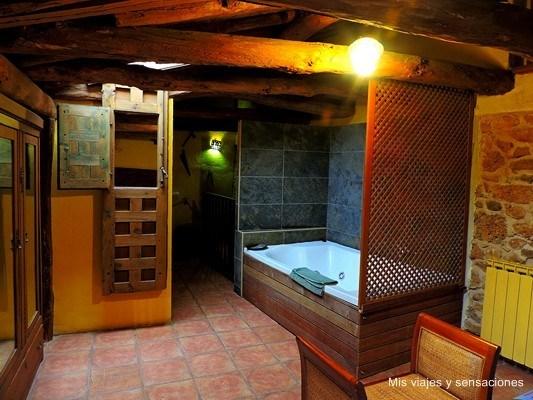 """Casa rural """"El Romero"""", El Rincón de Monasterio, Guadalajara"""
