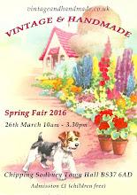 Vintage & Handmade Spring Fair