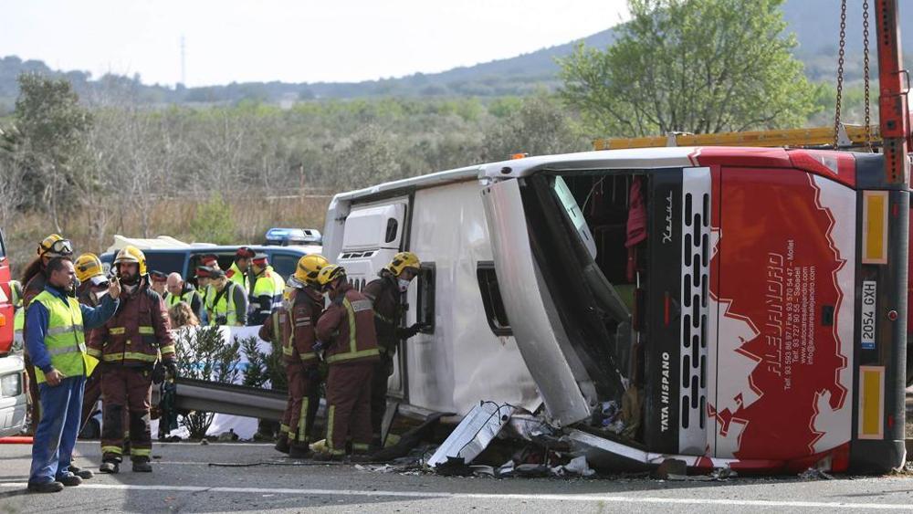 La strage delle studentesse Erasmus in Spagna Ci sono sette italiane tra le tredici vittime