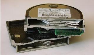 Experiencias: Recuperar disco duro con Ubuntu, no reconoce disco duro, no me deja formatear disco duro