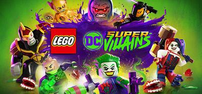 LEGO DC Super Villains-CODEX