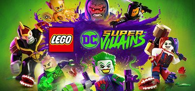 LEGO DC Super Villains-CODEX
