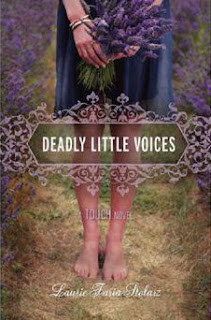 Author Interview and Cover Reveal for Deadly Little Lessons: Laurie Faria Stolarz!