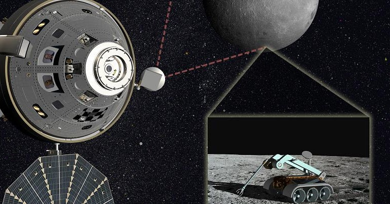 starfire astronauts laser beam robots - photo #18