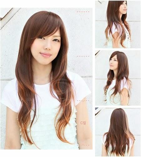 Foto Model Rambut Yang Cocok Untuk Orang Kurus