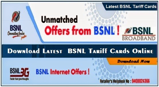 latest-bsnl-tariff-cards-download-online