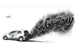 Η υπόθεση VW αφήνει πολλά σωματίδια αιθάλης στην καθαρή Made-in-Germany εικόνα.