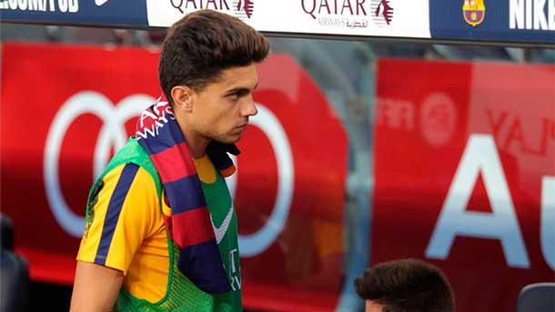 ¿ Se le acabará la paciencia a Marc Bartra en el FC Barcelona?