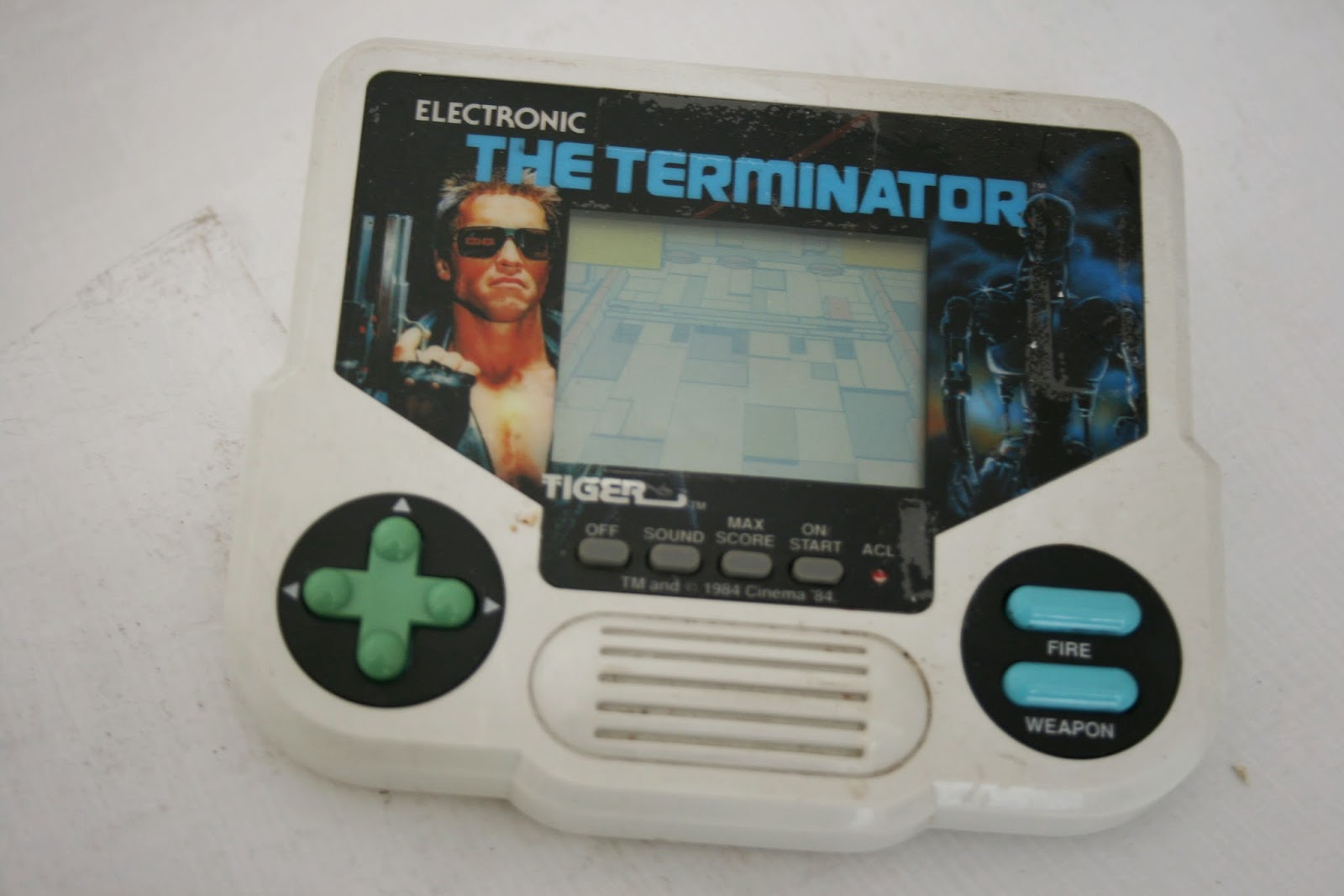 electronic game 90s