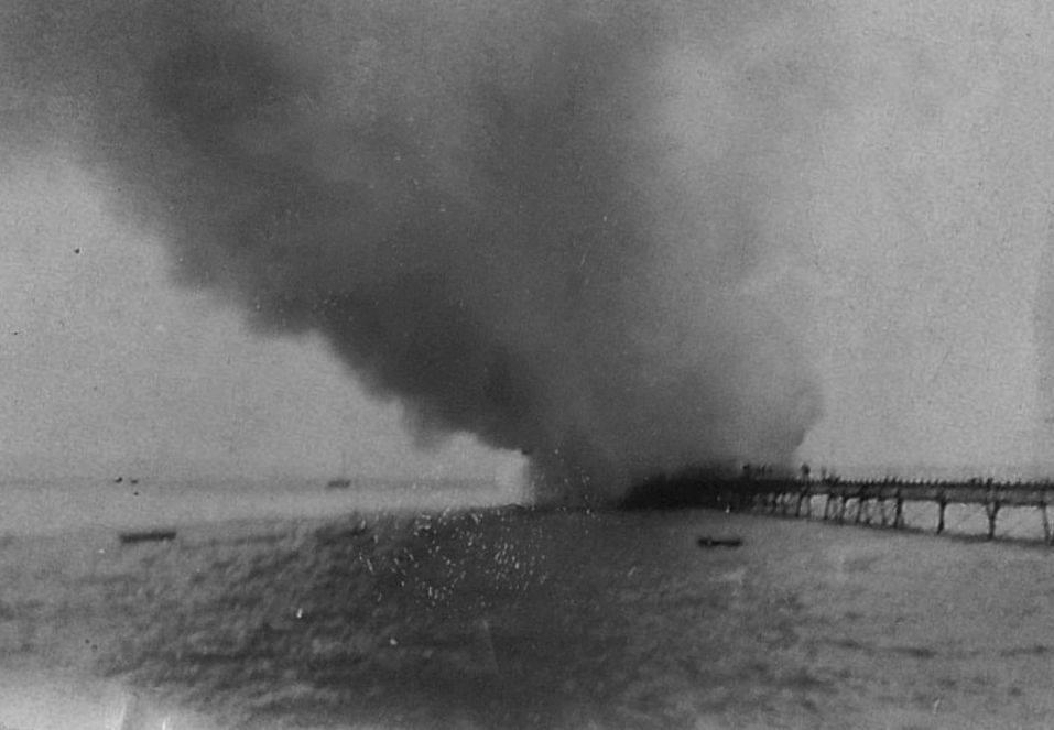 Explosion Bedenham