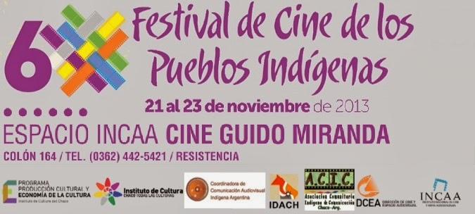 Festival de Cine de los Pueblos Indígenas en Chaco