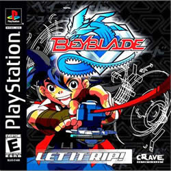 Download - Beyblade - PS1 - ISO