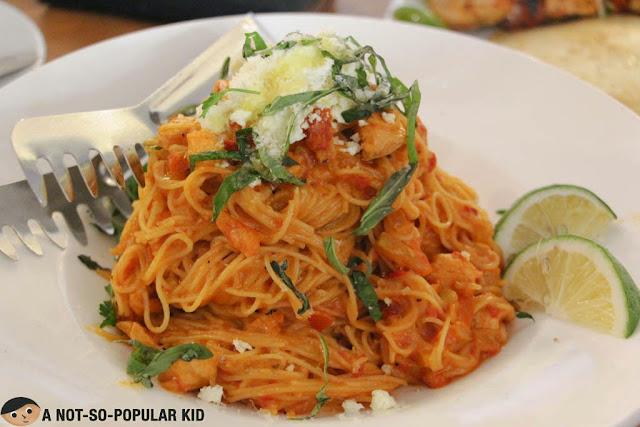 Solomos Pasta of Cyma Greek Cuisine