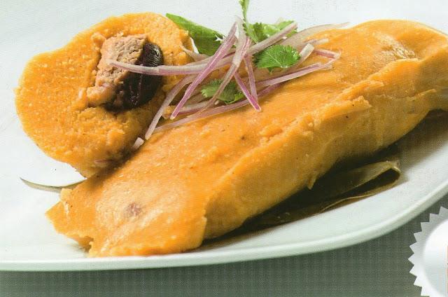 como se prepara los tamales peruanos