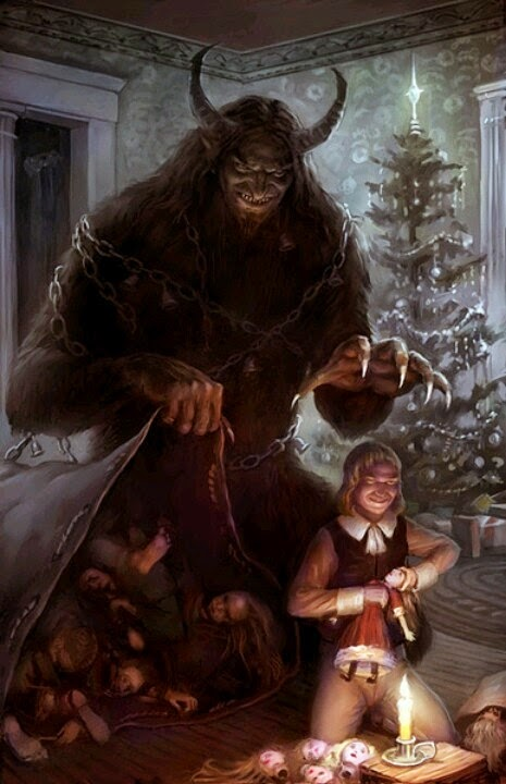 Legenda lui Krampus