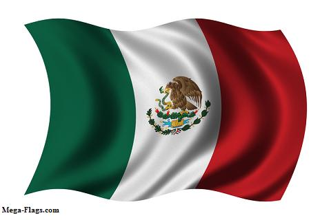 Flag Mexican County