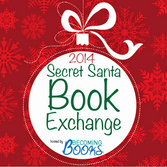 2014 Secret Santa Book Exchange