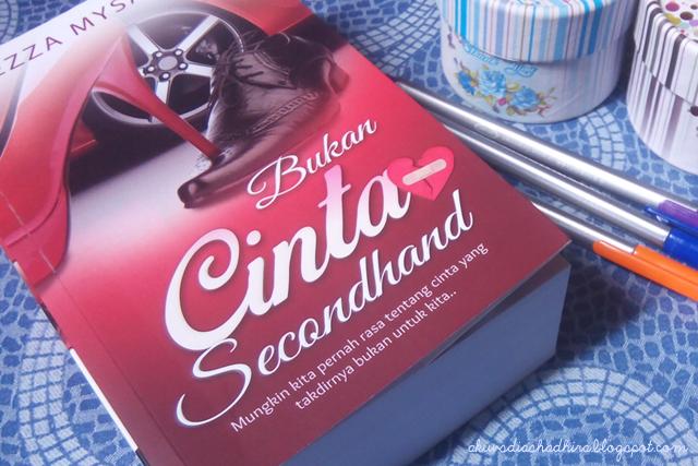 Bukan Cinta Secondhand by Ezza Mysara